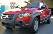 New Fiat Strada MK4 2010 1.3 Multijet in Avelllino (Italy)