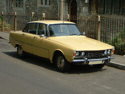 RoverP62000TCin2008