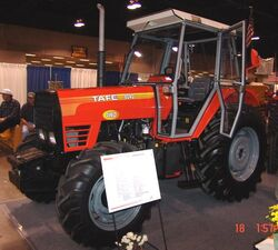 Tafe 9040 MFWD-2008