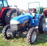 Tractor King FT404 MFWD (blue) - 2004