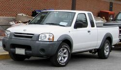 01-04 Nissan Frontier extended cab