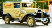 1931 Ford Model A 79A Panel Delivery MOB238