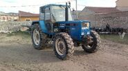 1980s EBRO 8110DT 4WD Tractor