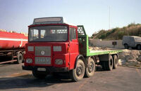 A 1970s GUY Big J Lorry