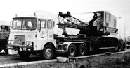 A 1970s Smith Of Rodley 26 Dragline Diesel