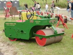 Auto Mower roller