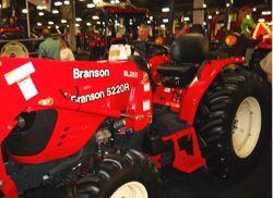 Branson 5220R MFWD-2011