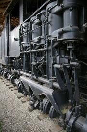 Forks, Washington Shay Locomotive 2