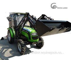 Green Land 304 MFWD (Foton) - 2012