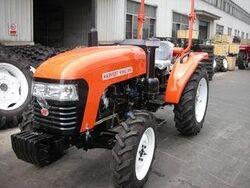 Harvest King 554 MFWD - 2009