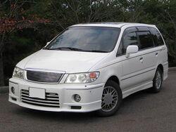 Nissan-Presage axis-u30 1998-front