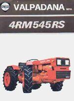 Valpadana 4RM-545RS MFWD
