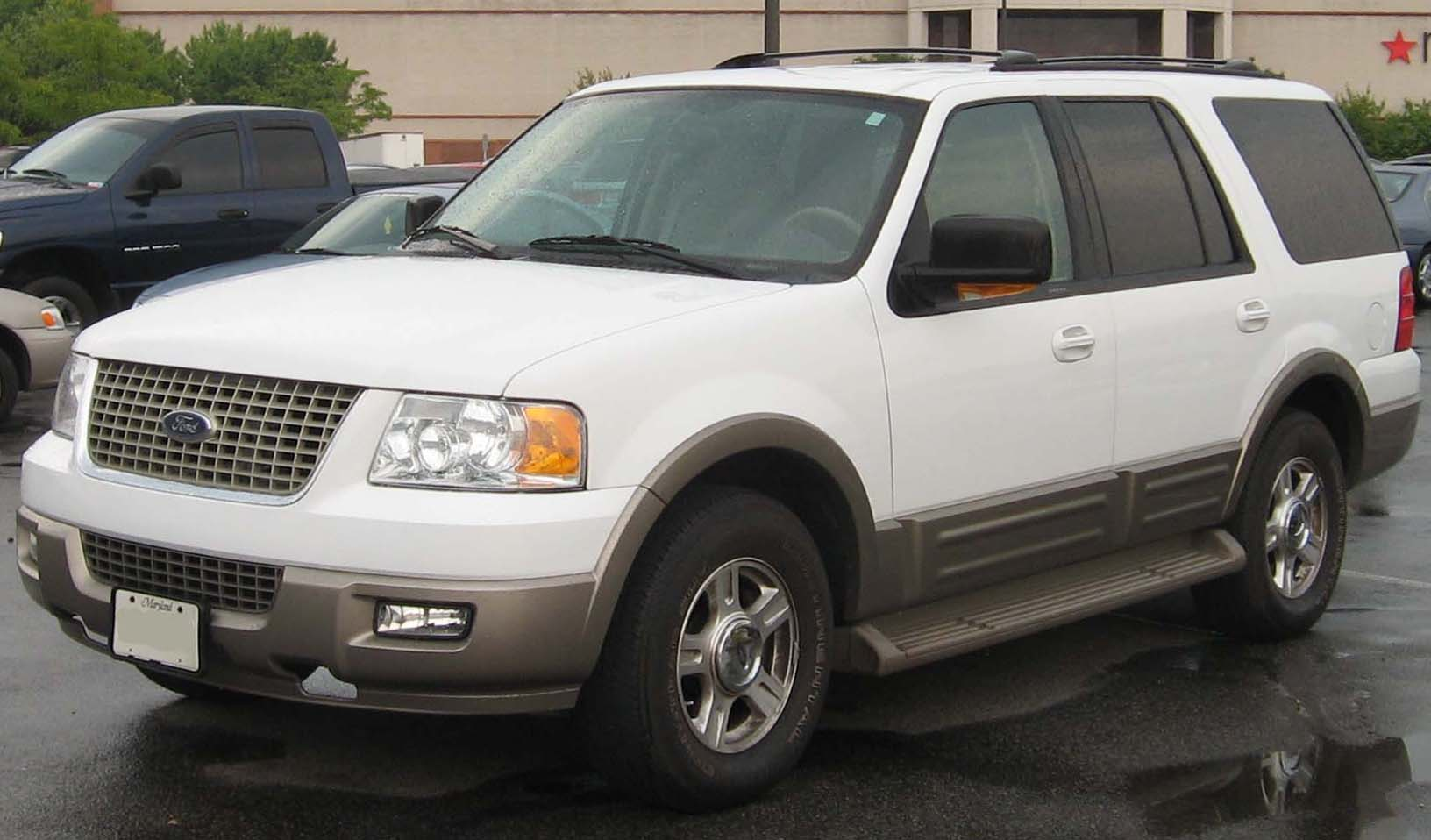 Ford Expedition Eb