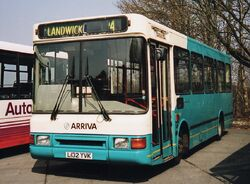 Arriva Southern Counties 3132