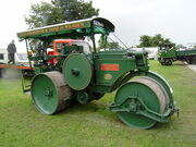 Aveling Barford AD155 RR DX8 - TL 7540 at Driffield 08 - P8100447