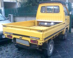 Bedford Rascal pick up