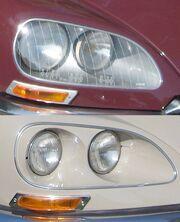 Citroen Headlamps - Euro vs US