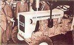 Escort Ursus tractor