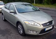Ford Mondeo Ghia 2.0 FlexiFuel Chill