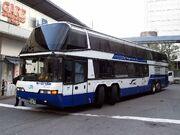 JR Bus Kanto Neoplan Megaliner