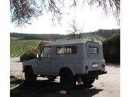 PORTARO 240D Jipe Diesel de 1977