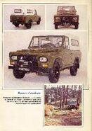 PORTARO 240 Diesel Especial 4X4 de 1983