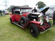 Rolls Royce? - EAS 349 at Astwoodbank 08 - P6150293