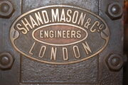 Shand Mason and Co. mfc plate - IMG 0081