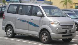 Suzuki APV (first generation) (front), Serdang