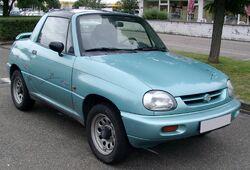 Suzuki Vitara X-90 front 20080617
