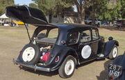 1938 Citroen hatchback