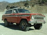 Jeep Cherokee (SJ)