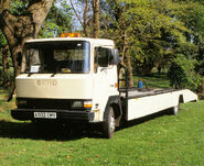 1980s EBRO L70 Towtruck Diesel