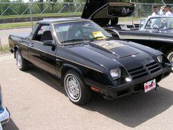 1983 Dodge Rampage