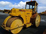 A 1990s Aveling Barford DC013 Roadroller Diesel
