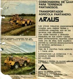 Araus transporter
