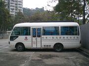 HK Li Cheng Uk Estate Shuttle Bus TWGH Ma Cheng Shuk Ying Home for Elderly