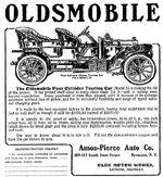Oldsmobile 1906-0407 model-s
