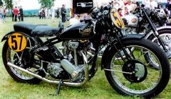 Rudge Ulster 500 ccRacer 1936