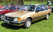 Vauxhall Viceroy reg Aug 1982 2490 cc