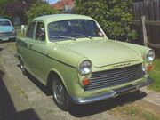 1962 Morris Major Elite