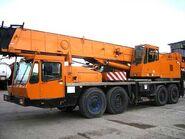 1980s Coles AT865TT 8X8 Cranetruck