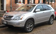 2009 Lexus RX350 Pebble Beach