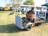 Bregazzi steam buggy