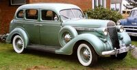 Chrysler Airstream 4-Door Sedan 1936 2