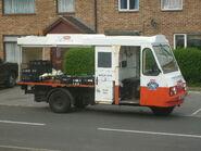 Dairy Crest Ex Unigate Wales And Edwards Rangemaster Milk Float