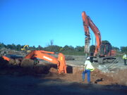 Doosan in hole 003