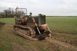 Fowler Challenger 2 sn 4470068 - Bray bulldozer gear - IMG 4970
