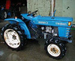 Iseki TS1910 MFWD 2