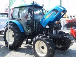 LS Plus 90 MFWD-2009